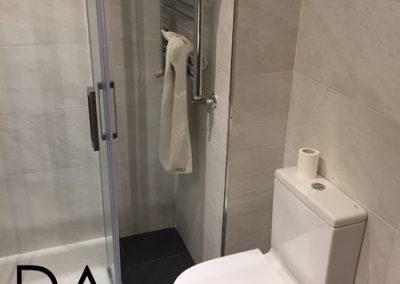 """Baño """"Menos es Más"""""""